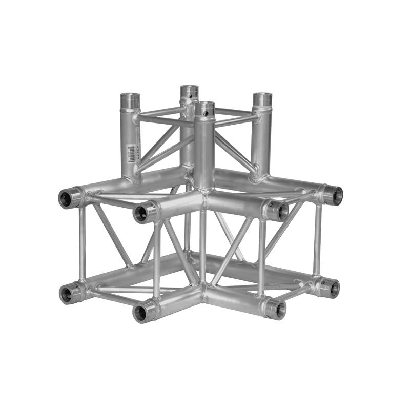 Prolyte Truss X30V-C017 Ecke | 3-Wege | T-Stück - Licht-produktiv.events
