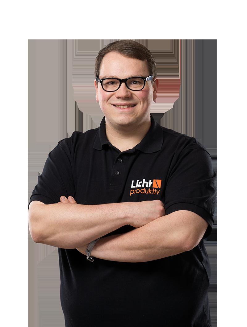 Eventmanager Stefan Weiße
